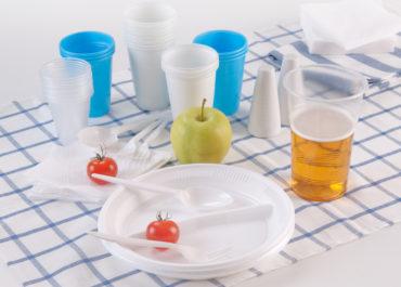 La fin des produits jetables en plastique